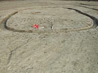 Árpád-kori karám - 1. sz. lelőhely