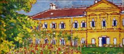 Rippl-Rónai: Sárga kastély