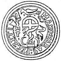 Makó címer