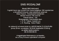 Mesélj SMS történetet!