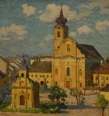 Meghívó az Értékőrzés - válogatás a múzeum képzőművészeti gyűjteményéből című kiállítás megnyitójára - 2011. június 10.