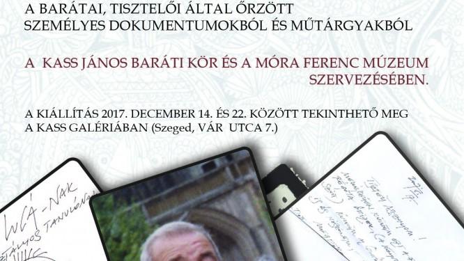 Kass Ereklyék Szegeden