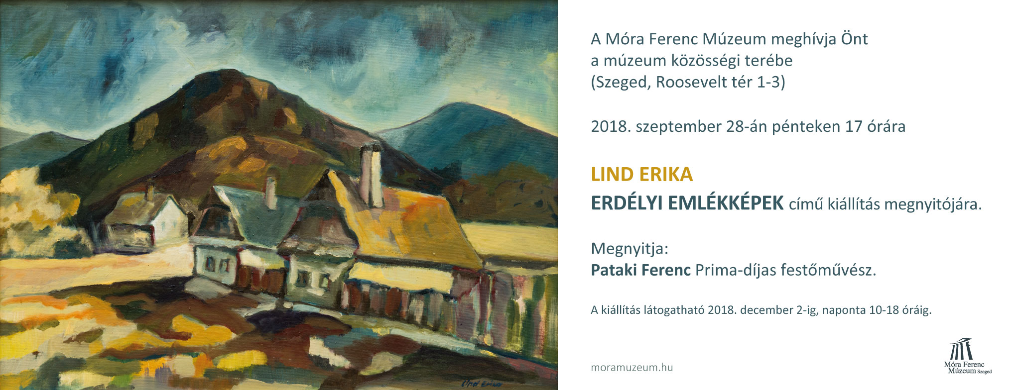 Lind Erika - Erdélyi emlékképek (1)