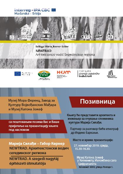 szerb könyvkiajánló 3-kmét