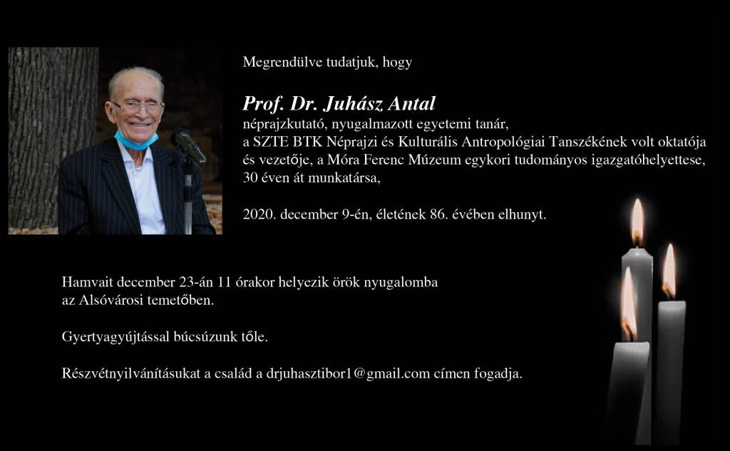 Gyaszkozlemeny_Prof-Dr-Juhasz-Antal