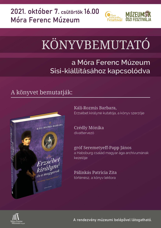 KRB Sisi könyvbemutató